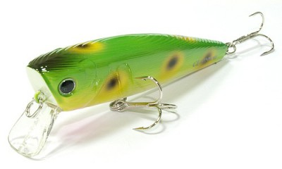 Lucky Craft Classical Minnow 289 Frog 582